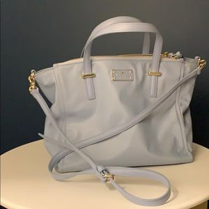 Kate Spade Wilson Road Alyse Purse in Cloudcover